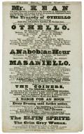 Othello, Theatre Royal, Covent Garden