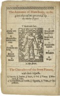 Langley. 1636. A new almanack and prognostication for the yeere of our Lord God, 1636. And from the creation. 5598 being bissextill or leap yeere. Composed for the meridian of the ancient and famous towne of Shrewsbury, & generally for al Great Brittain b
