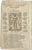 White. 1628. A new almanacke and prognostication for the yeere of of [sic] our Lord God, 1628. Being the bissextile or leape yeere. Calculated for the meridian of the most honorable citie of London, and will serue generally for the monarchie of great Brit