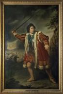 David Garrick as Richard III [graphic] / after Nathaniel Dance.