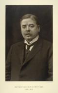 Photograph of Sir R. Leicester (Robert Leicester) Harmsworth, 1870-1937.
