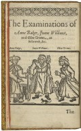 [The wonderful discouerie of the vvitchcrafts of Margaret and Phillip Flower, daughters of Ioan Flower neere Beuer Castle: executed at Lincolne, March 11. 1618. Who were specially arraigned and condemned before Sir Henry Hobart, and Sir Edward Bromley, iu
