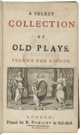 A select collection of old plays. ...