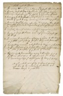 Articles against Edward Coleman