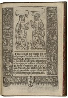 [Livre de la cité des dames. English] Here begynneth the boke of the cyte of ladyes, the whiche boke is deuyded into. iij. partes. ...
