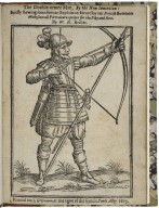 The double-armed man, by the new inuention: briefly shewing some famous exploits atchieued by our Brittish bowmen: with seuerall portraitures proper for the pike and bow. By W. N. archer.