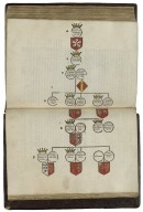 The blazon of gentrie: deuided into two parts. The first named The glorie of generositie. The second, Lacyes nobilitie. Comprehending discourses of armes and of gentry. Wherein is treated of the beginning, parts, and degrees of gentlenesse, vvith her lawes: of the bearing, and blazon of cote-armors: of the lawes of armes, and of combats. Compiled by Iohn Ferne Gentleman, for the instruction of all gentlemen bearers of armes, whome and none other this worke concerneth.