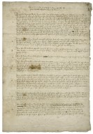 Detections and abusesse of William Derike of some called Garter Kinge of Armes [manuscript]
