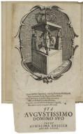 Coronae Carolinæ quadratura. Siue Perpetuandi imperii Carolini ex quarto pignore feliciter suscepto captatum augurium.
