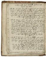 Receipt book [manuscript], compiled ca. 1600.