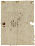 Autograph letters signed from Mary Helsby to various recipients