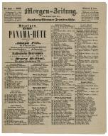 Hamburg-Altonaer fremden-liste : Morgen-zeitung. No. 152