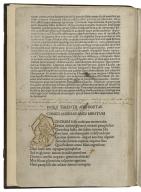 [Works. 1476] Aelii Donati grammatici clarissimi in sex P. Terentii Afri Comoedias examinata interpretatio.