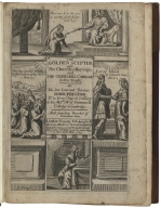 The golden scepter held forth to the humble. With the Churches dignitie by her marriage. And the Churches dutie in her carriage. In three treatises. The first delivered in sundry sermons in Cambridge for the weekely fasts, 1625. The two later in Lincolnes