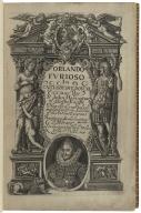 Orlando furiosoin English heroical verse. By Sr Iohn Harington of Bathe Knight