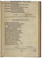 Englands Helicon. Casta placent superis, pura cum veste venite, et manibus puris sumite fontis aquam.