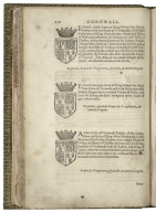 A catalogue and succession of the kings, princes, dukes, marquesses, earles, and viscounts of this realme of England, since the Norman Conquest, to this present yeere, 1622. Together with their armes, wiues, and children: the times of their deaths and burials, with many of their memorable actions. Collected by Ralph Brooke, Esquire, Yorke Herauld, and by him inlarged, with amendment of diuers faults, committed by the printer, in the time of the authors sicknesse.