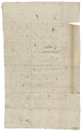An order for a general thanksgiving in the county of Kent [manuscript], 1644.