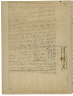 Letter from Sir Walter Raleigh, St. Kitts, to Mr. Secretary Winwood
