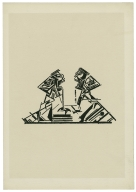 [Timon of Athens. A set of finished plates for the title pages and page decorations] [graphic] / [Wyndham Lewis].