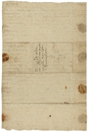 Autograph letters signed from John Aplen, Exeter, to Phillipo Corsini, London