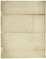 Order from the Lords of the Exchequer, Whitehall, Treasury Chambers, to Sir Robert Howard