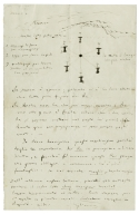 Autograph letters signed from Giuseppe Verdi, Genova and S. Agata, to various people [manuscript].