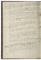 Court paper of the Manorial Court for the court leet and court baron of the manor of Henley-in Arden, Warwickshire [manuscript], 1616 October 23.