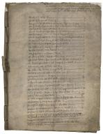 By-laws of Warwick [manuscript]