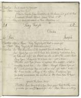 The school for scandal [manuscript] : a comedy, ca. 1782 / written by Richard Brinsley Sheridan, Esqr.