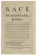 A list of the horses enter'd at the jubilee race, to run on Shottery meadow near Stratford-upon-Avon, on Friday the 8th of September, 1769
