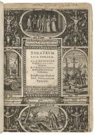 Theatrum Vitae Humanae. A I.I. Boissardo Vesuntino Conscriptum, Et a�� Theodoro Bryio artificiosissimis historiis illustratum. Excussum typis Abrahami Fabri, Mediomatricorum Typographi.