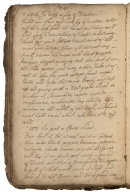 Receipts for cookery and pastry work [manuscript].