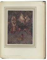 [Midsummer night's dream] Shakespeare's comedy of A midsummer-night's dream / with illustrations by W. Heath Robinson.