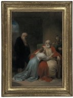 The awakening of King Lear [graphic] / by Robert Smirke.