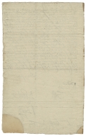 Letter signed from the Privy Council, St. James, to unidentified recipients