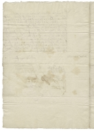 Letter signed from the Privy Council, Windsor, to Lord Northe and the Sheriff and Justices of the Peace in Cambridge