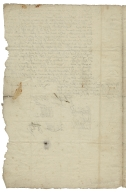 Letter signed from the Privy Council, Greenwich, to Anne Dudley, Countess of Warwick