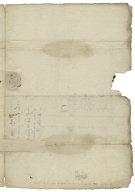 Letter signed from the Privy Council, Richmond, to Lord Buckhurst and Sir John Fortescue