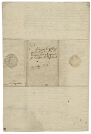 Letter from the Privy Council, Whitehall, to Henry Hastings, Earl of Huntingdon, his Majesty's Lieutenant of Leicestershire and Rutland