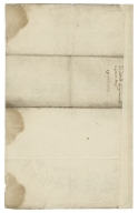 Letter from the Privy Council, Whitehall, to the Majesty's Receiver general of Yorkshire, or his deputy