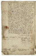 Letter from the Privy Council, Whitehall, to the bailiffs of Ipswich
