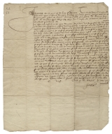 Commission from James VI, King of Scotland, to Patrick, Master of Gray, and commendator of Dunfermline