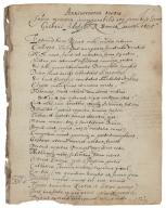 Anniversaria tertia, felici memorie...Gustavi Adolphi