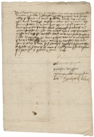 Grant from Robert Condall, et al. to Henry Moody of Astwick