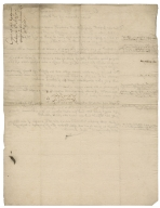 Exceptions taken by Sir Anthony Cage to the account of Mr. Hale, 1646? : copy