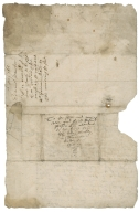 Letter from Edmund Dawber, East Rudham, to Richard Mason, attendant to Lady Berkeley in Barbican, London
