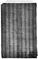 Accounts/bill of Thomas Man and George Kid