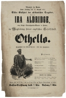 Collection of playbills from the Bonn Theatre, Bonn, Germany, 1851-1852.
