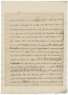 Lease from John Mayne of Lynton, Kent, to Robert Streatfeild the younger of Penshurst, Kent